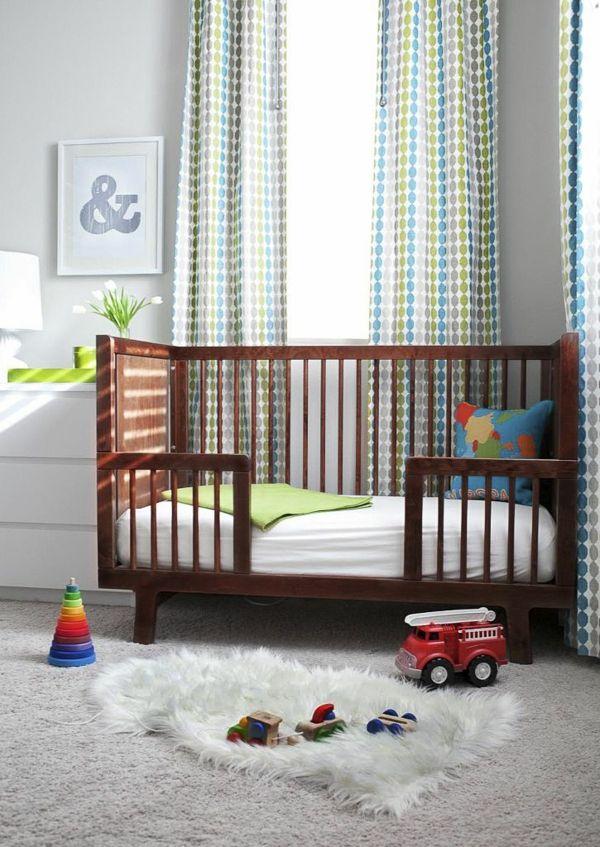 Coole gardinen im kinderzimmer bieten sonnenschutz und charme r ume pinterest kinderzimmer - Gardinen kinderzimmer junge ...