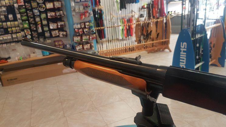 Escopeta Winchester Corredera Armeria Profesional Vende Escopeta Corredera Winchester Lleva 2 Cañones 1 De Escopeta Winchester Winchester Escopetas