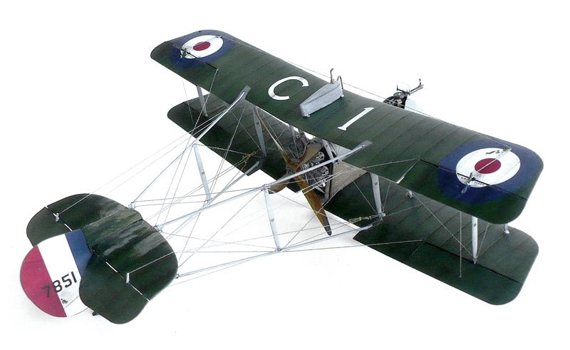 Airco Dh 2 Aircraft Modeling Ww1 Aircraft Battle Of The Somme