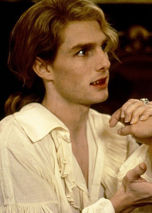 The Only Time Tom Cruise Was Cute Interview With The Vampire