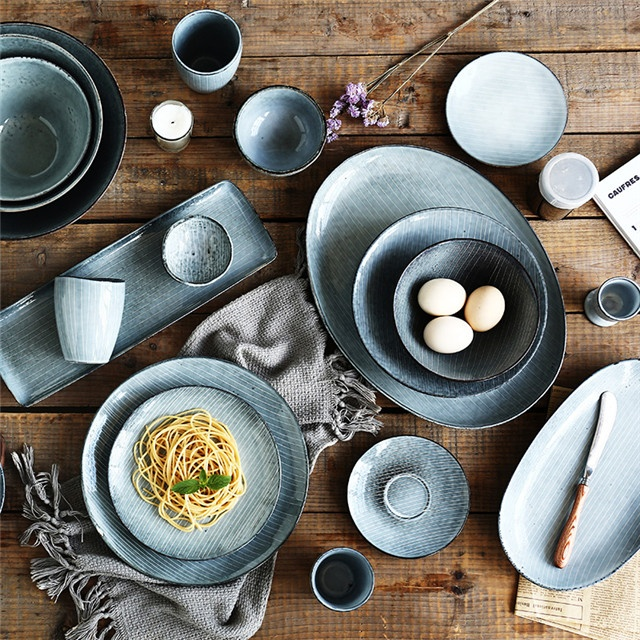 Modern Bone China Crockery Chinese Porcelain Hotel Dinner Set Line Ceramic Dinnerware Buy Ceramic Dinnerwa In 2020 Tableware Design Ceramic Dinnerware China Crockery