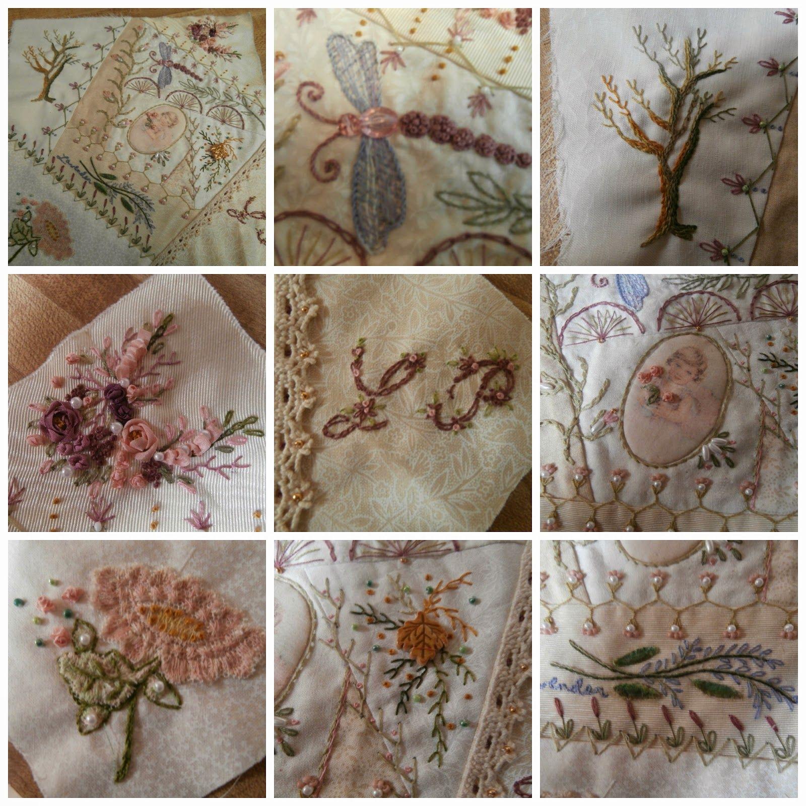 Sew Many Joyous Things - Linda's Journey