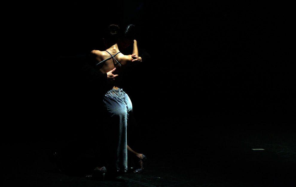 Imágenes del Tango en Argentina(Patrimonio Unesco)