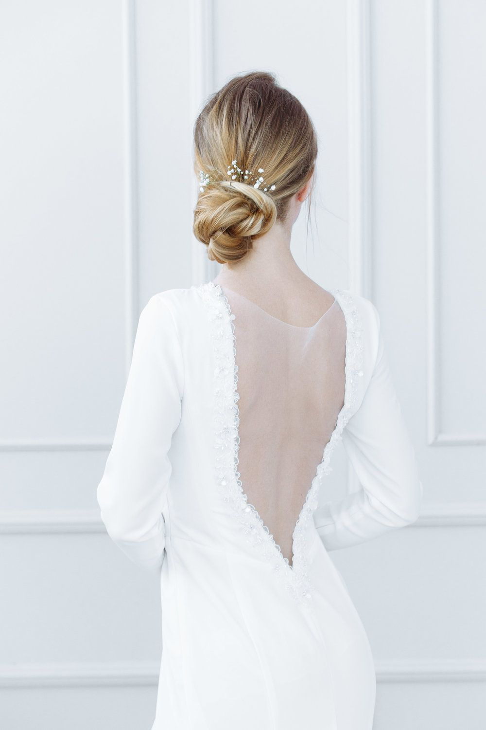 bride hairstyle sposa acconciatura braid 2018 fashion boho | wedding ...