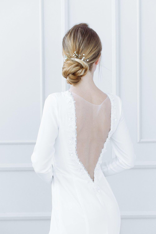bride hairstyle sposa acconciatura braid 2018 fashion boho | wedding ...