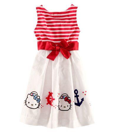 Make them identical dresses