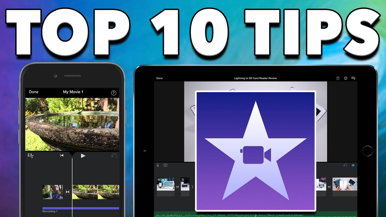 iMovie for iPad & iPhone - Top 10 Tips & Tricks for Mobile Editing ...
