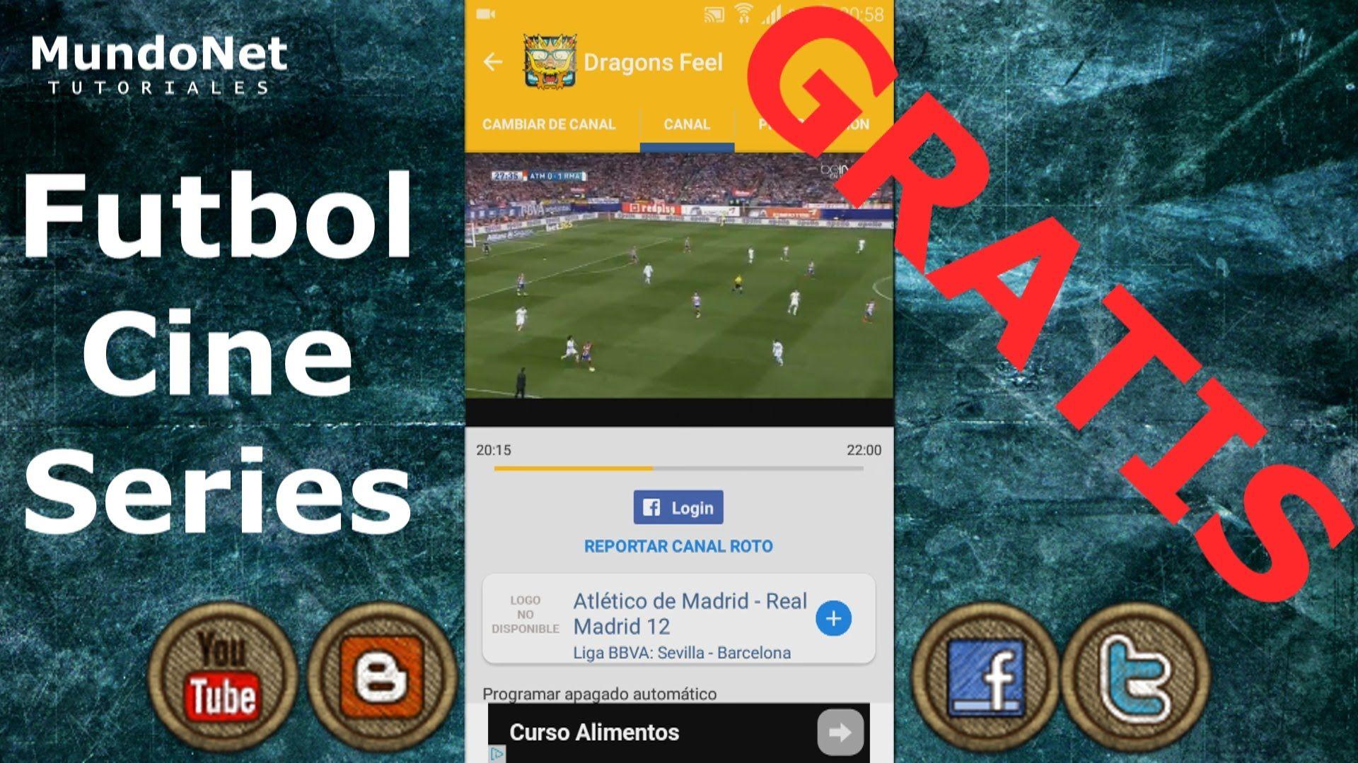 Futbol En Vivo Gratis Con Dragons Feel Para Android Todos Los  # Muebles Liga Trace