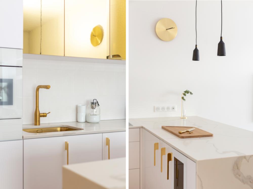 Stylowa I Praktyczna Kuchnia W Bloku Poradnik Internity Home Vanity Single Vanity Bathroom Vanity
