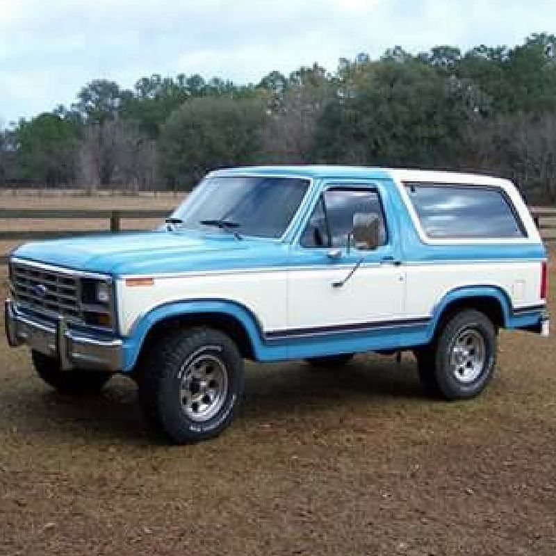 Mike Poepping S 1984 Ford Bronco Fordbronco Bronco Ford