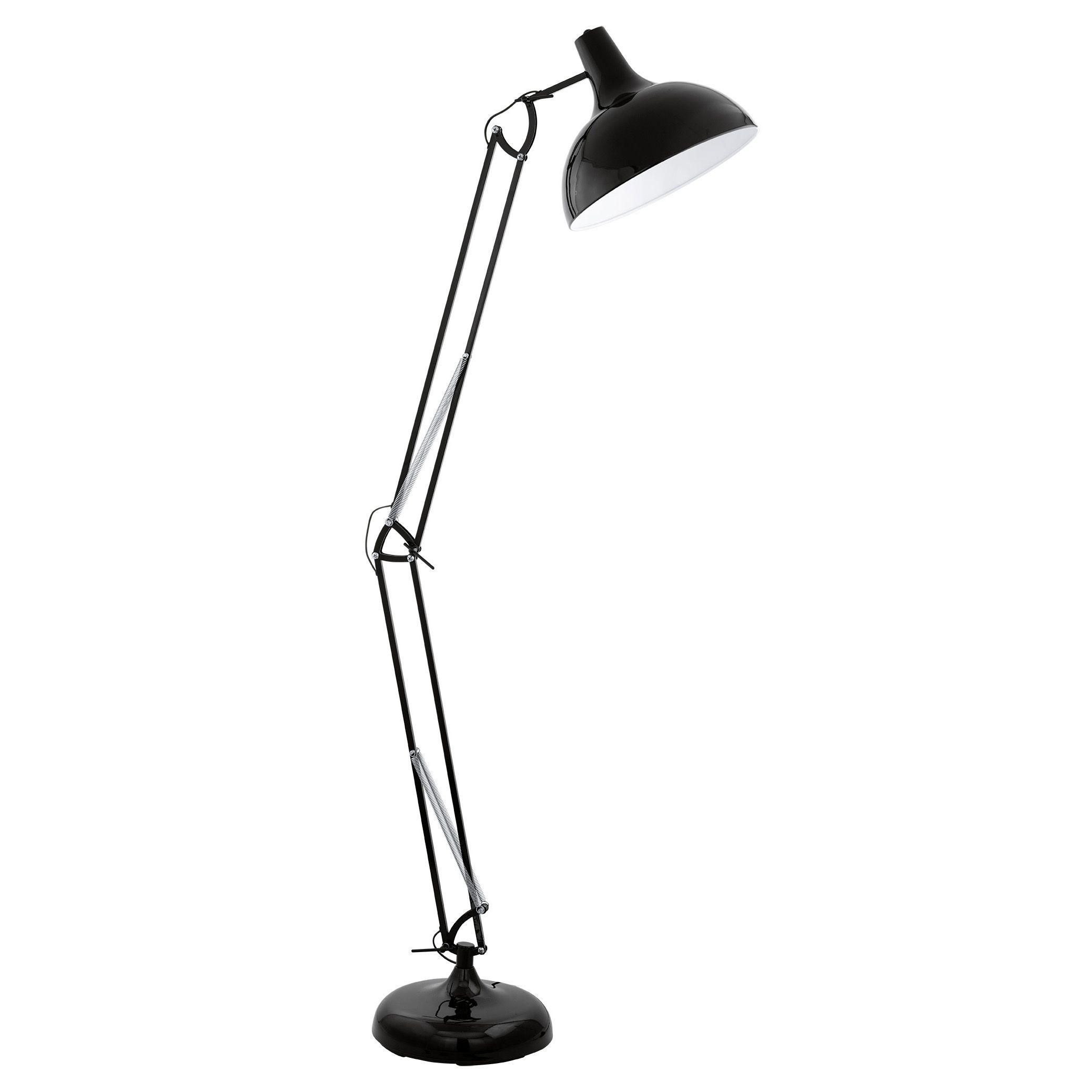 Lámpara de pie retroLámparas de pieDesk lampTable shtQrdC