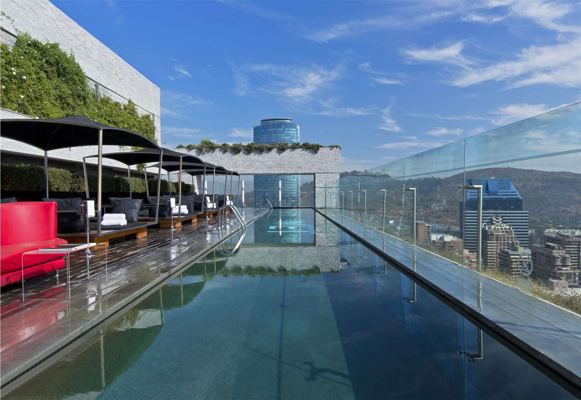 W Hotel Santiago Chile Visit Hotels In