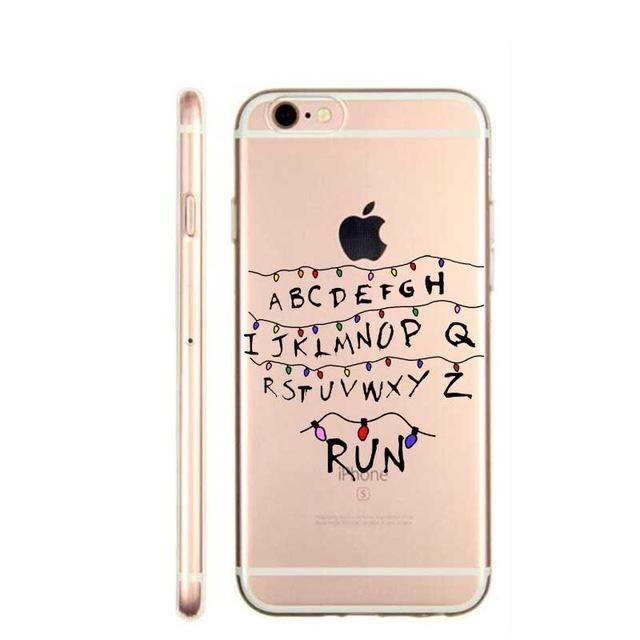 coque iphone 7 plus stranger things 3