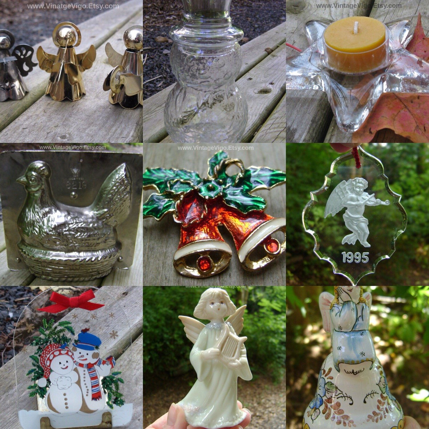 Year-end vintage sale at VintageVigo Etsy don't miss the ...