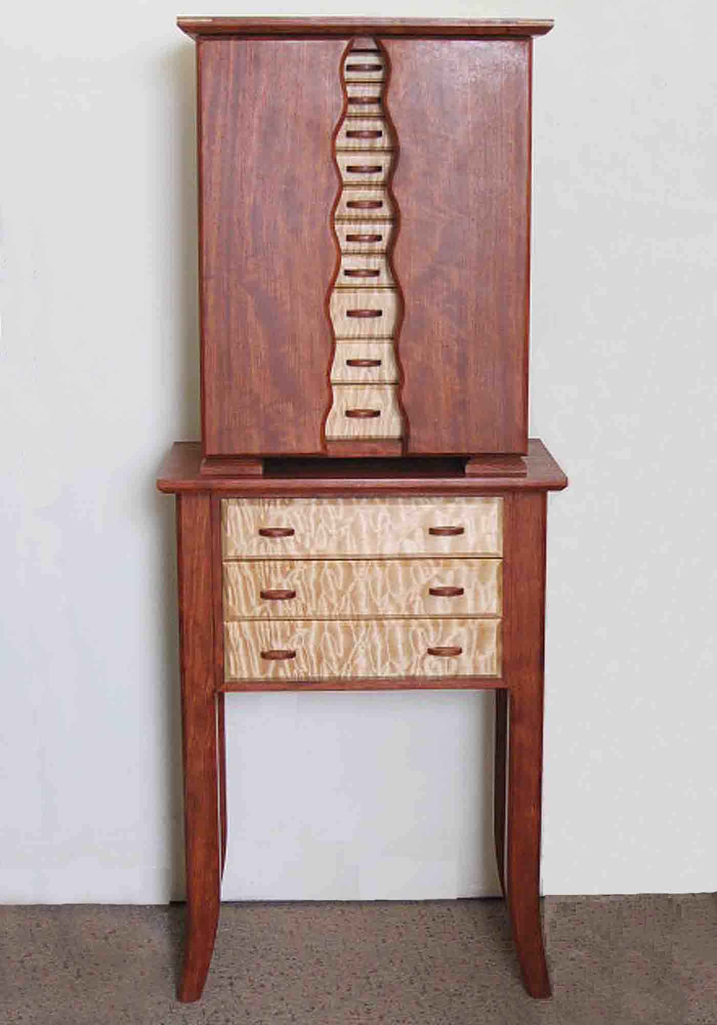 25 Beautiful Standing Jewelry Armoires Jewelry Armoire Diy