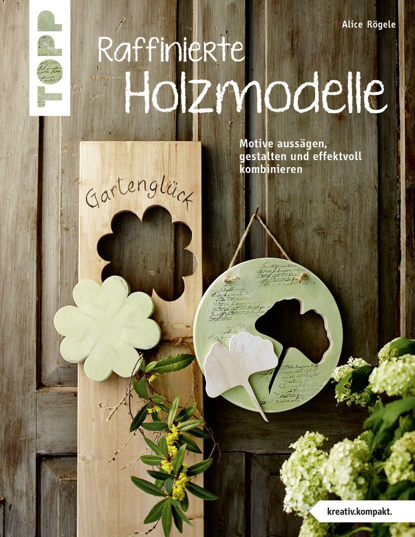 Willkommen zu hause design bilder  raffinierte dekorationen aus leim und sperrholz für den garten