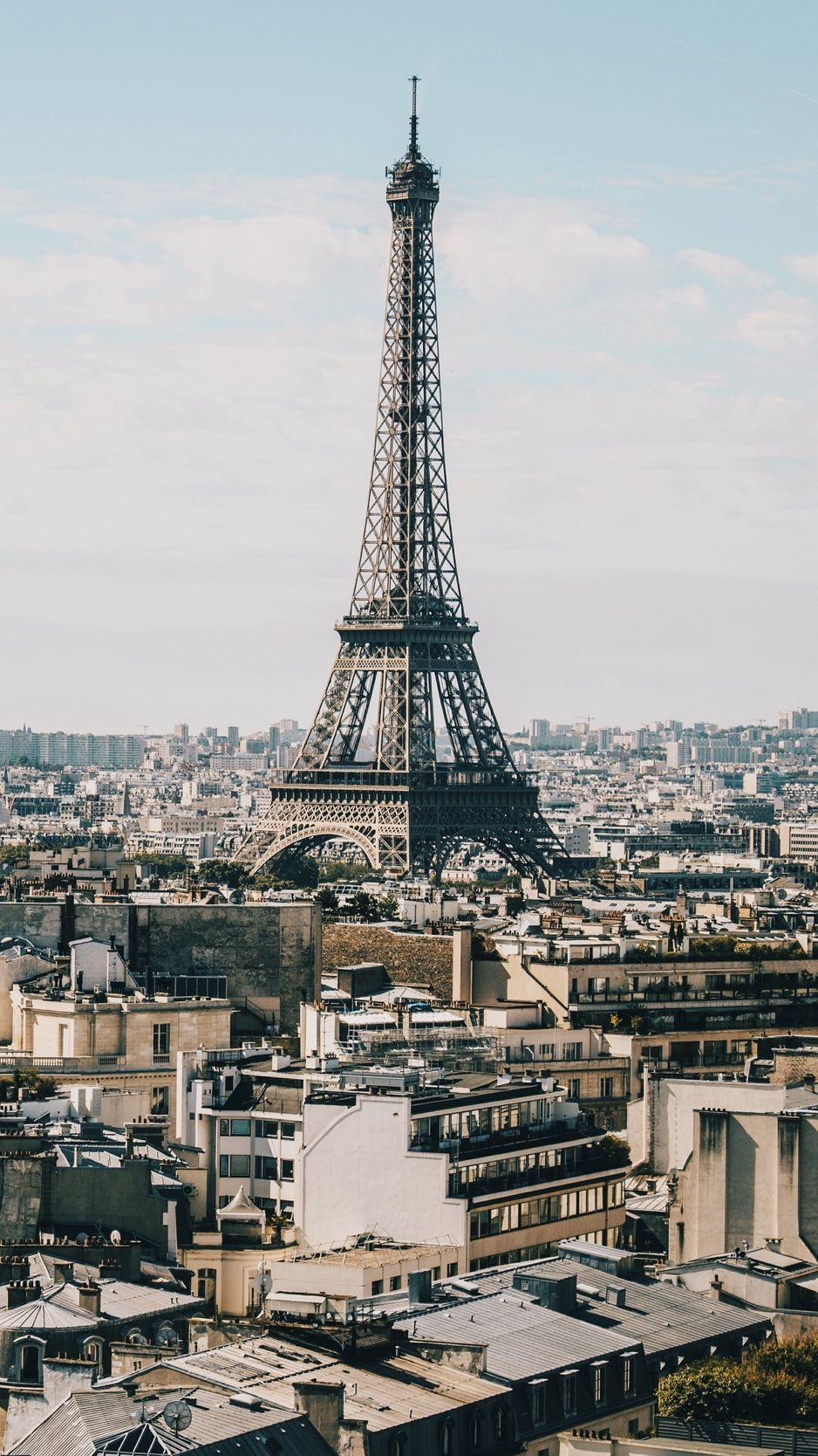 938x1668 Wallpaper Eiffel Tower Paris Buildings Paris Wallpaper Paris Wallpaper Iphone Paris