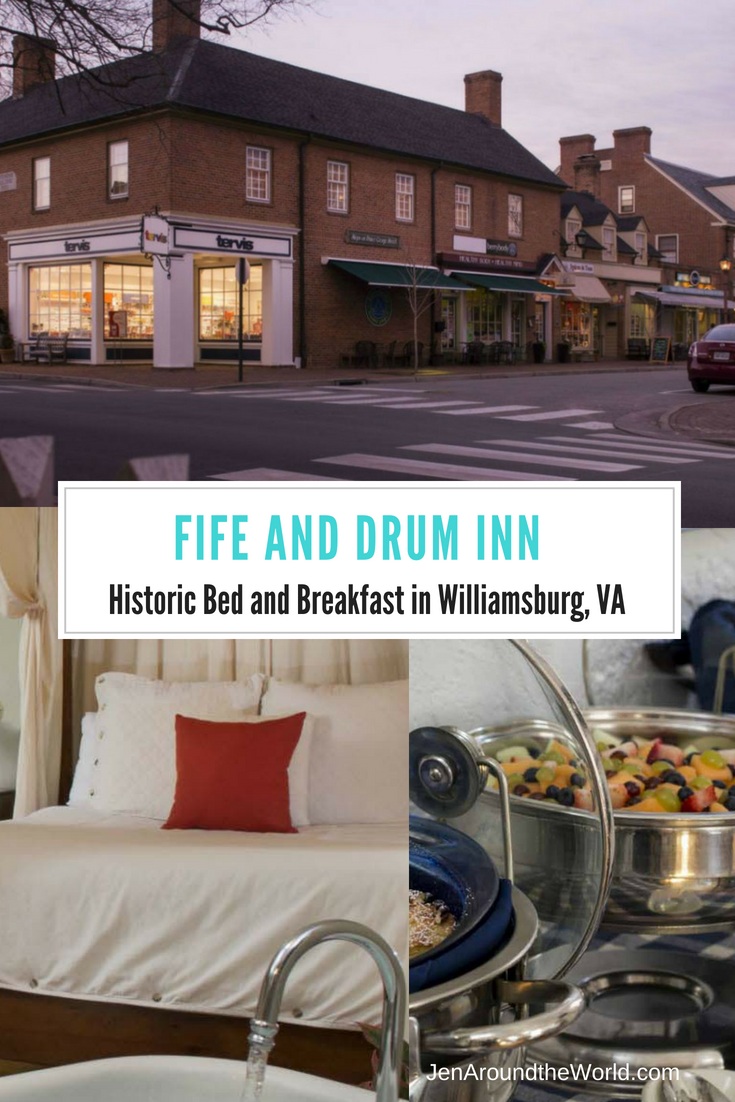 Fife and Drum Inn Historic Bed and Breakfast in