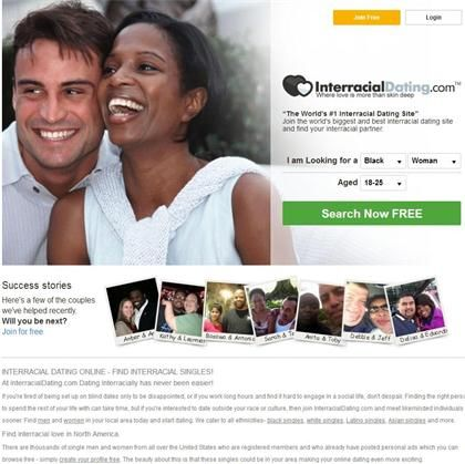 Best free interracial site