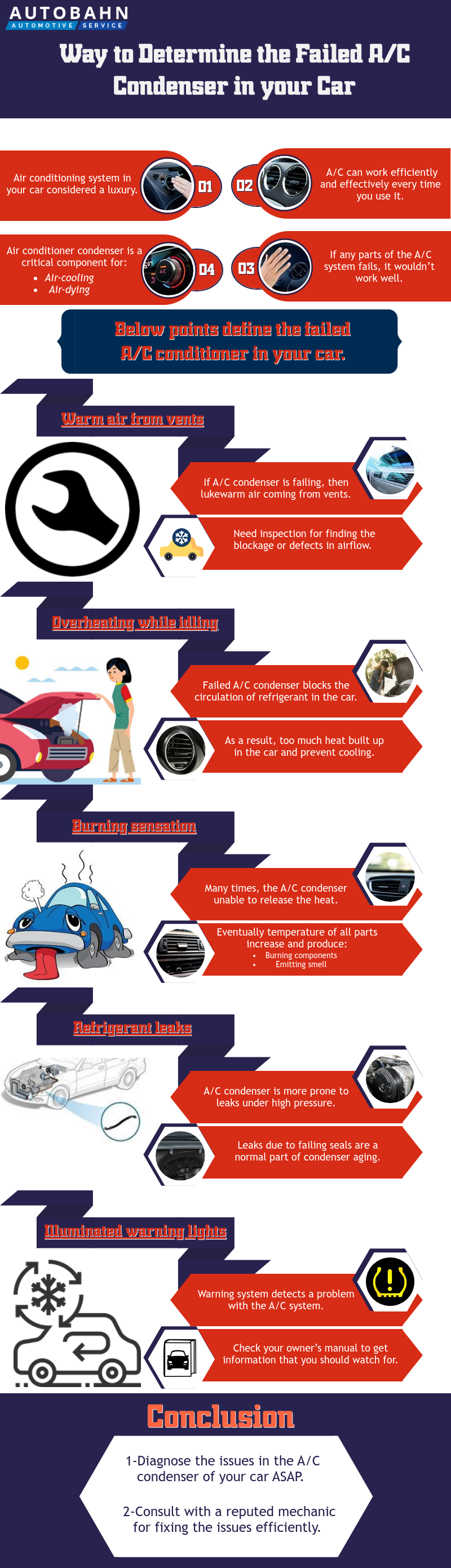 The cooling effect of your car air conditioning system