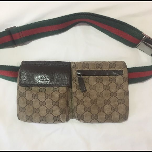 cf1871b35965 Gucci Fanny Pack Gucci Fanny pack in great condition, from a smoke free  home, 100% authentic, no trades Gucci Accessories
