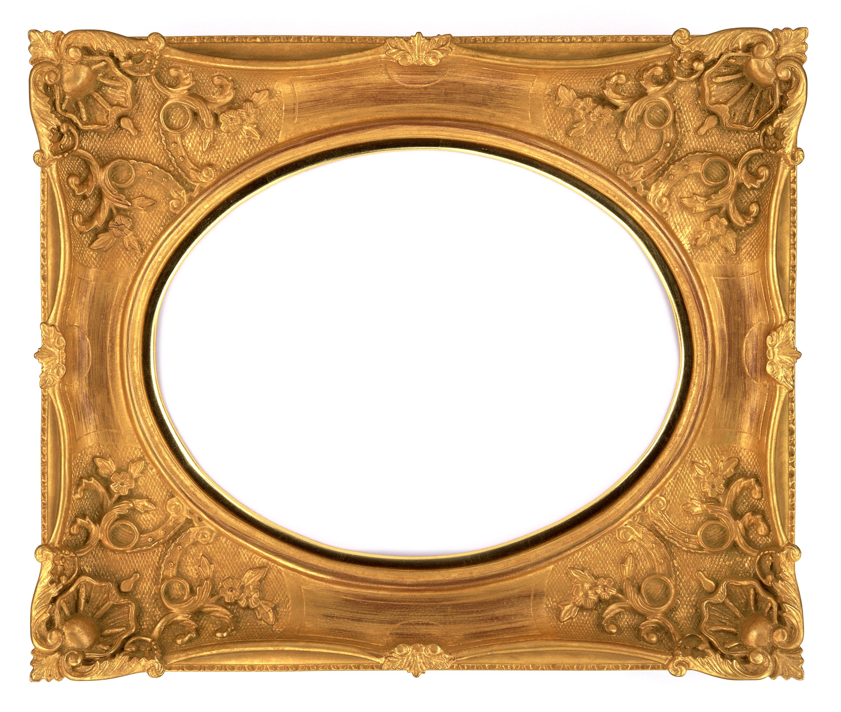 frames golden photo frame