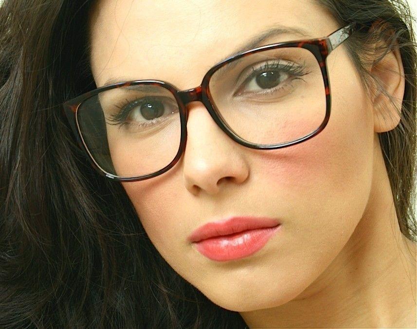 85f88f9f53 50 s Retro Vintage Huge Big Oversized Square Tortoise Ner Geek Eyeglasses  UNISEX  FashionDeals  Square
