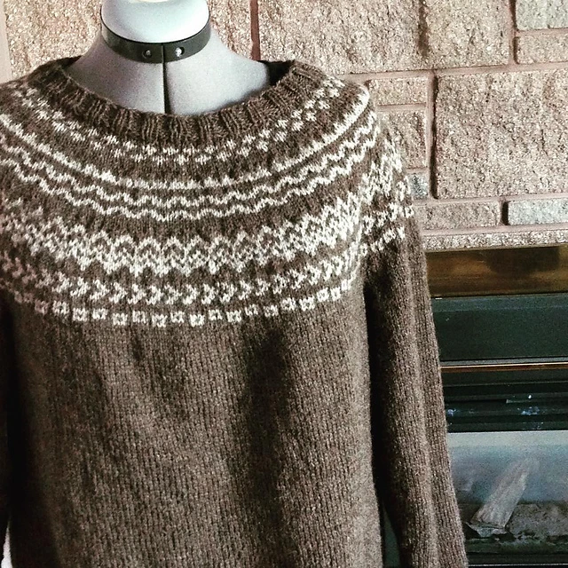 Strange Brew pattern by tincanknits (With images) | Fair ...