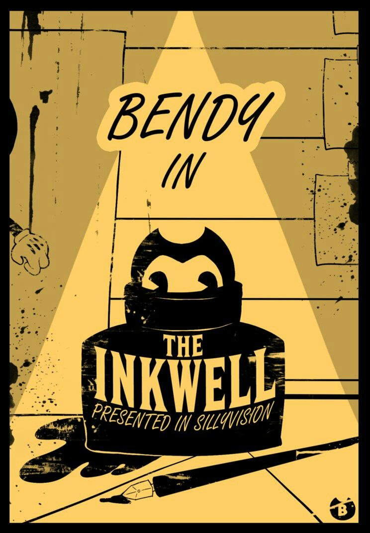 Pin By Tristan On Bendy And The Ink Machine Bendy And The Ink