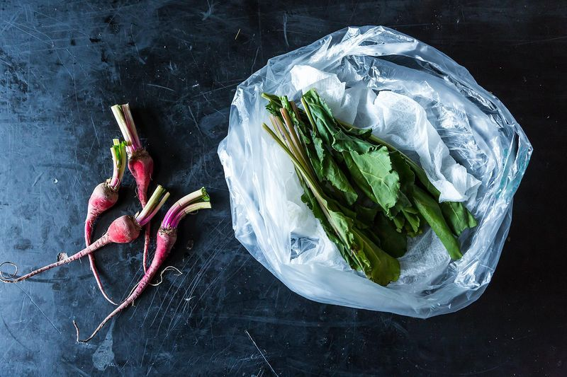 How to Cook with Root Vegetable Leaves