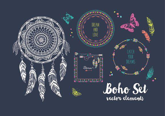 Boho Set  @creativework247