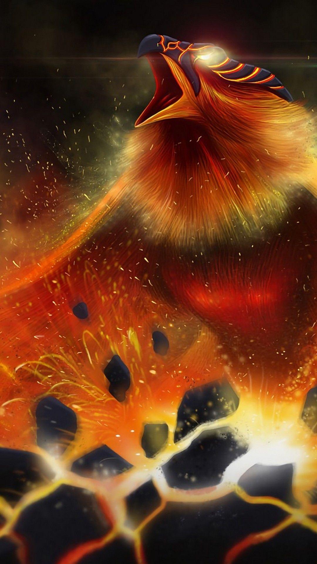 Dark Phoenix Wallpaper For Iphone Iphonewallpapers