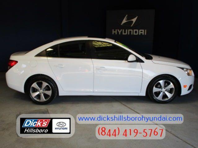 Used Chevrolet Cruze For Sale In Hillsboro Or Chevrolet Cruze