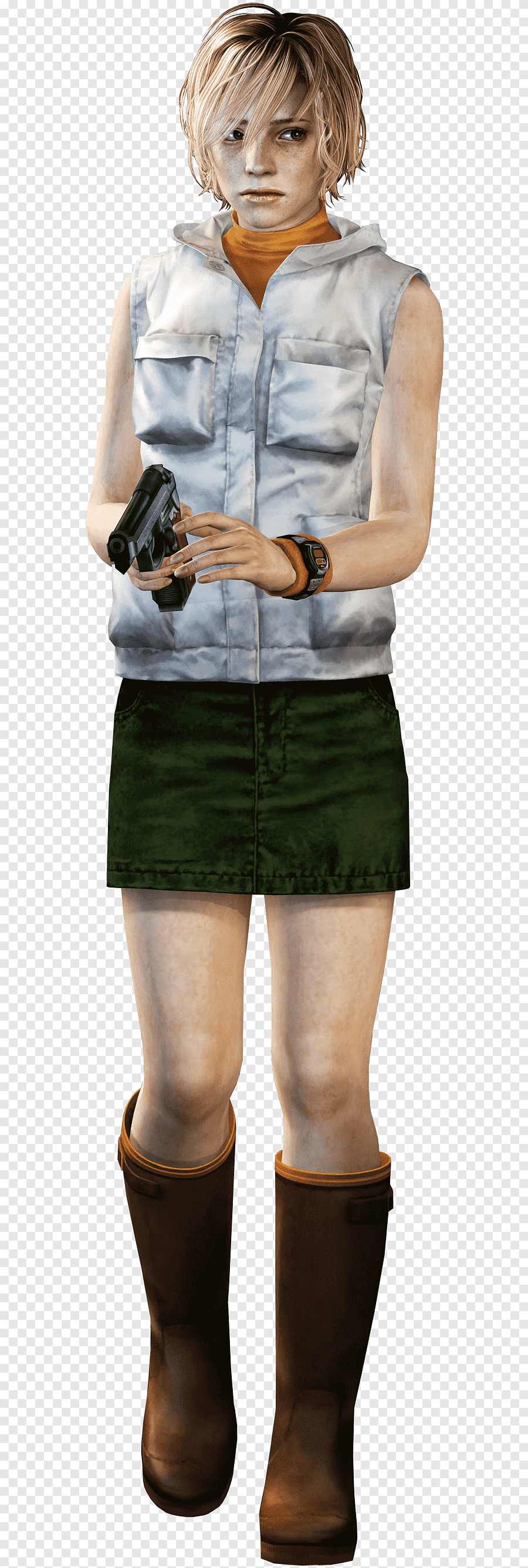 Silent Hill 3 Heather Mason Silent Hill 2 Alessa Gillespie Silent Miscellaneous Video Game Png Heather Mason Silent Hill 2 Silent Hill