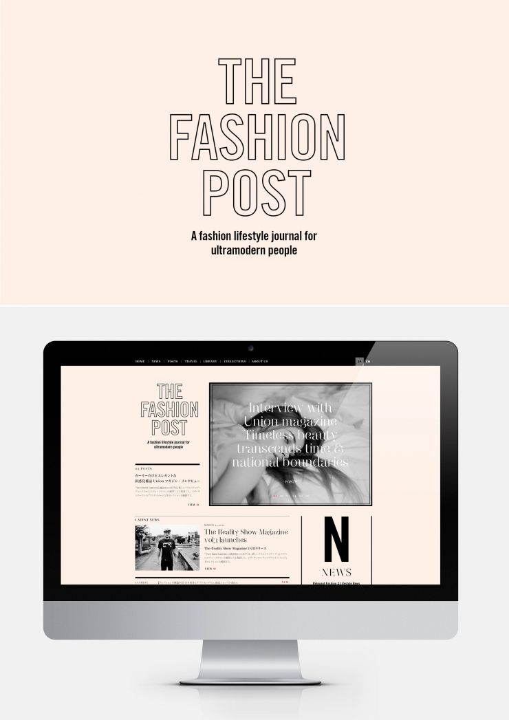 THE FASHION POST – INSENSE inc. - created via https://pinthemall.net