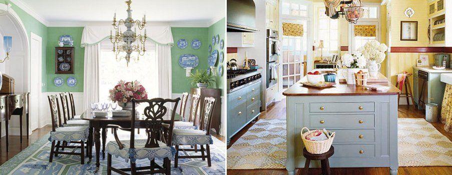 Decorando tu casa estilo cottage ingles decoracion for Casa de campo de estilo ingles decoracion