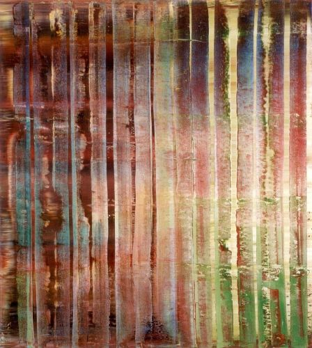 Gerhard Richter » Art » Paintings » Abstracts » Abstract Painting » 774-1