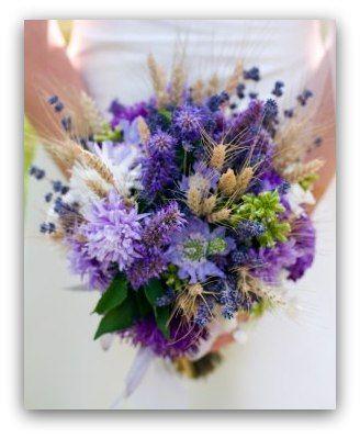 Bukiet Slubny Z Polnych Kwiatow Bridal Bouquet Wedding Flowers Wedding Bouquets