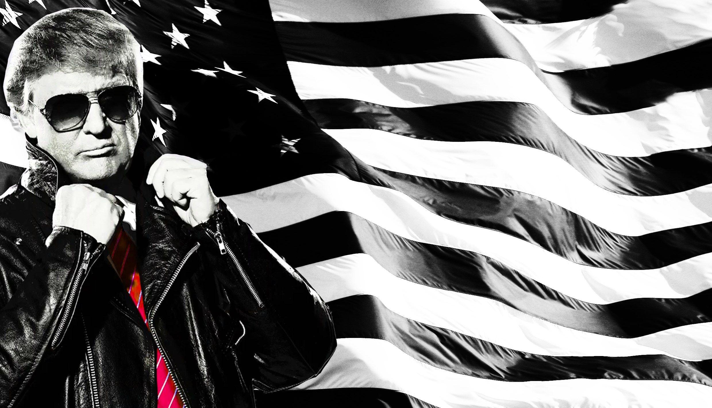 Donald Trump Wallpaper Collection Wallpaperscreator Pinterest