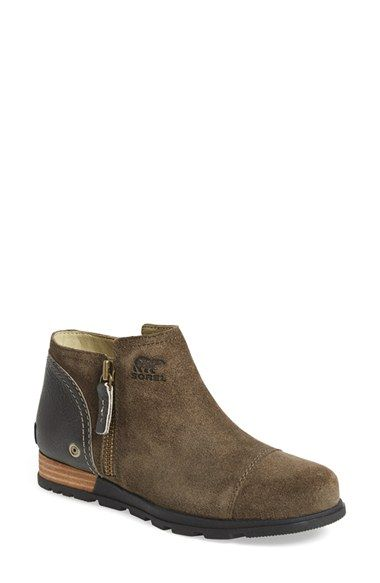 SOREL  Major Low  Ankle Boot (Women) available at  Nordstrom ... 83d8793118e
