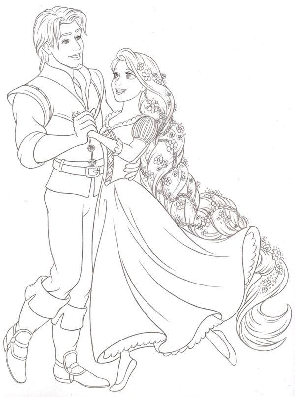 disney rapunzel | disney princess new redesign - style
