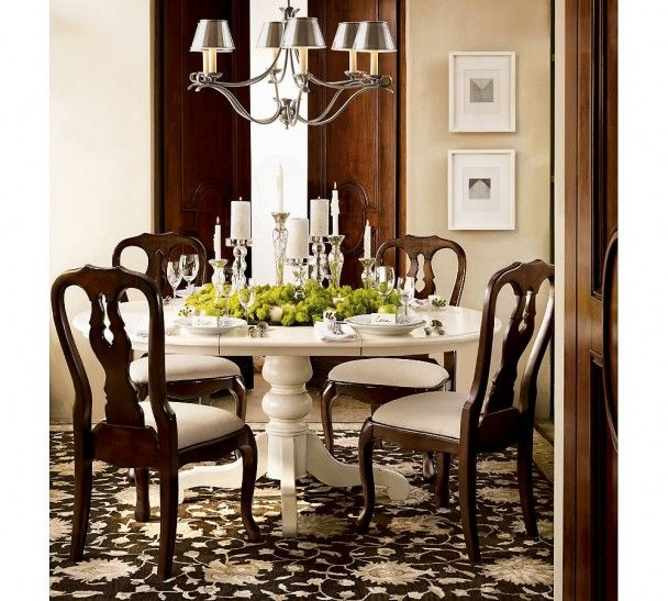 Luxury Traditional Dining Room Ideas by Pottery Barn Dinning
