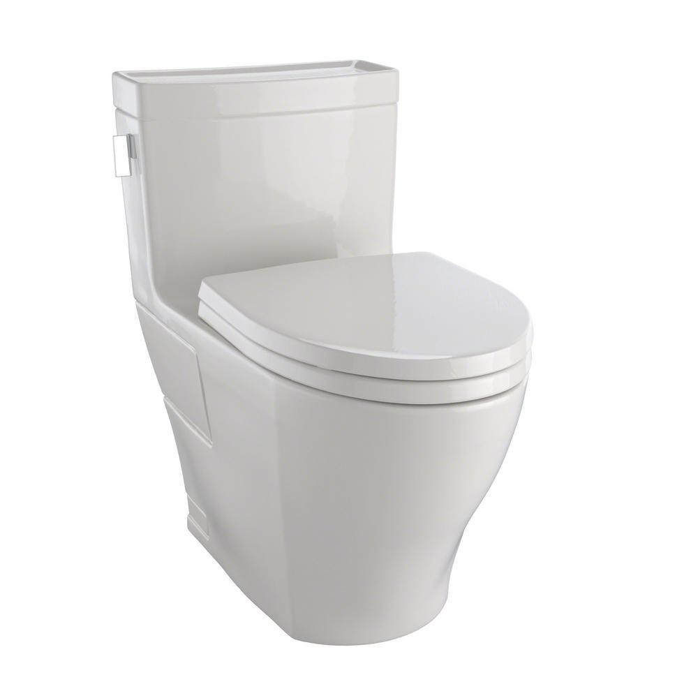 Legato 1 Piece 1 28 Gpf Single Flush Elongated Skirted Toilet With Cefiontect In Sedona Beige Products Toilet Toilet Bowl Washlet