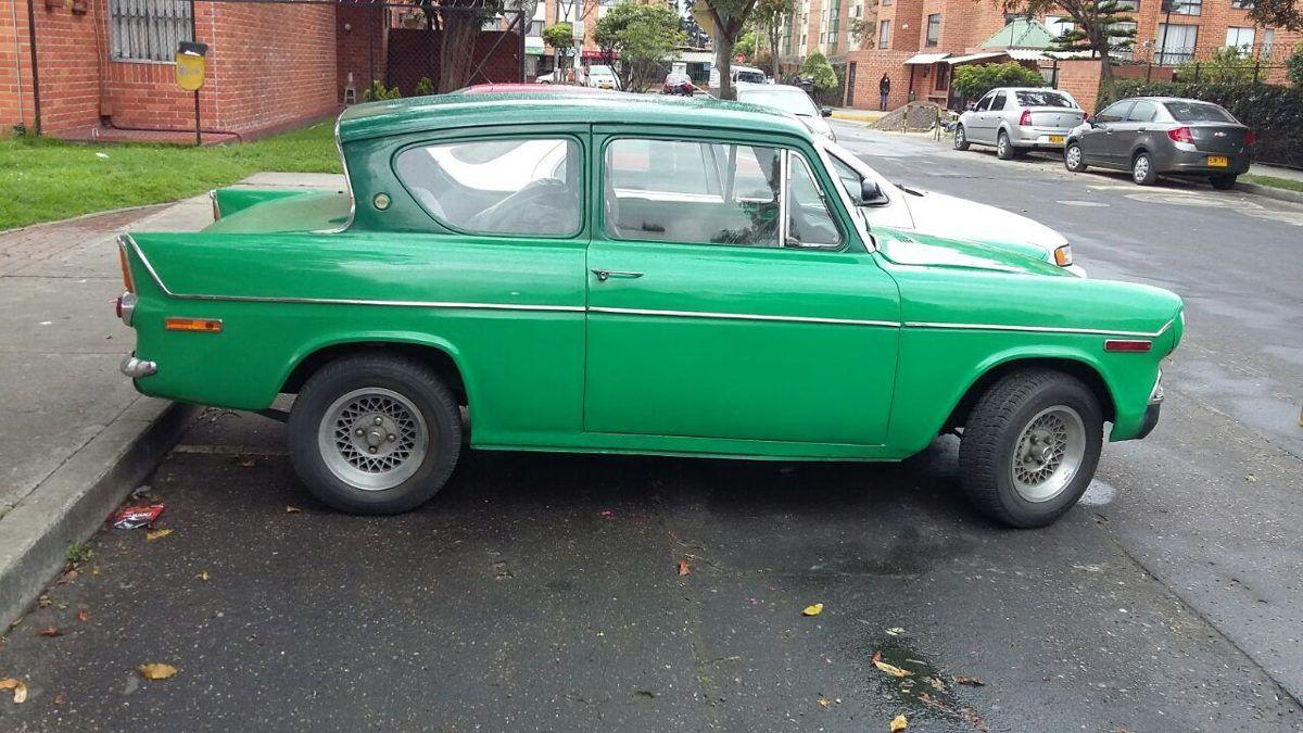 Ford Anglia Deluxe 1960 Tucarro Com Colombia