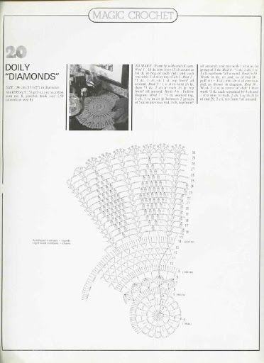 Magic Crochet Nº 23 - Rosio Llamas - Picasa Web Albums