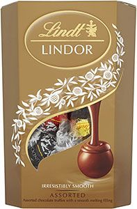 Lindt Lindor Assorted Chocolate Truffles 200g A Total