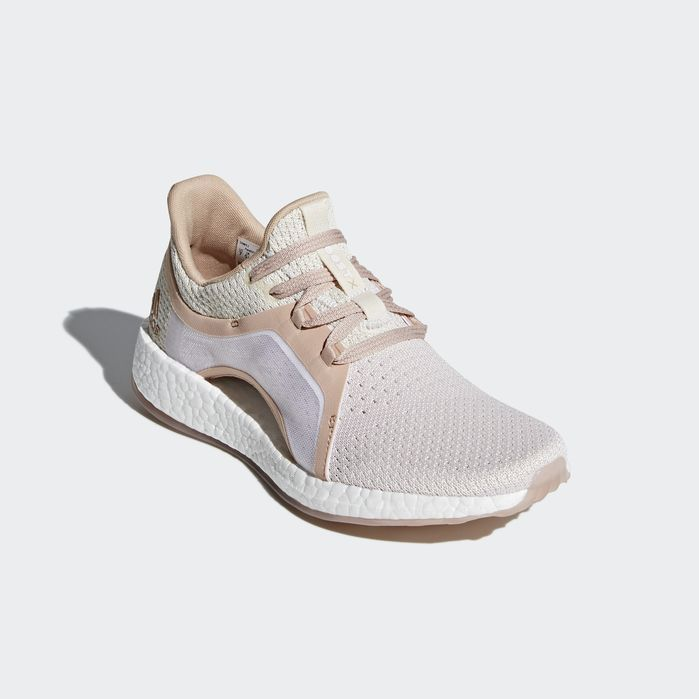 db8a21013447f Pureboost X Clima Shoes Off White Womens | Products | Shoes, Adidas ...