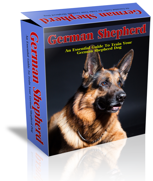 German Shepherd Website Templates PLR Package | Dog Training