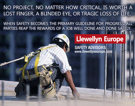 Safe and healthy workers are productive workers.