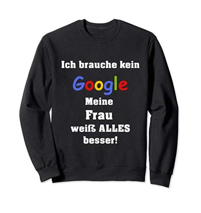 [Anzeige / Ad] HABE SPASS und zeige, dass Du kein Google